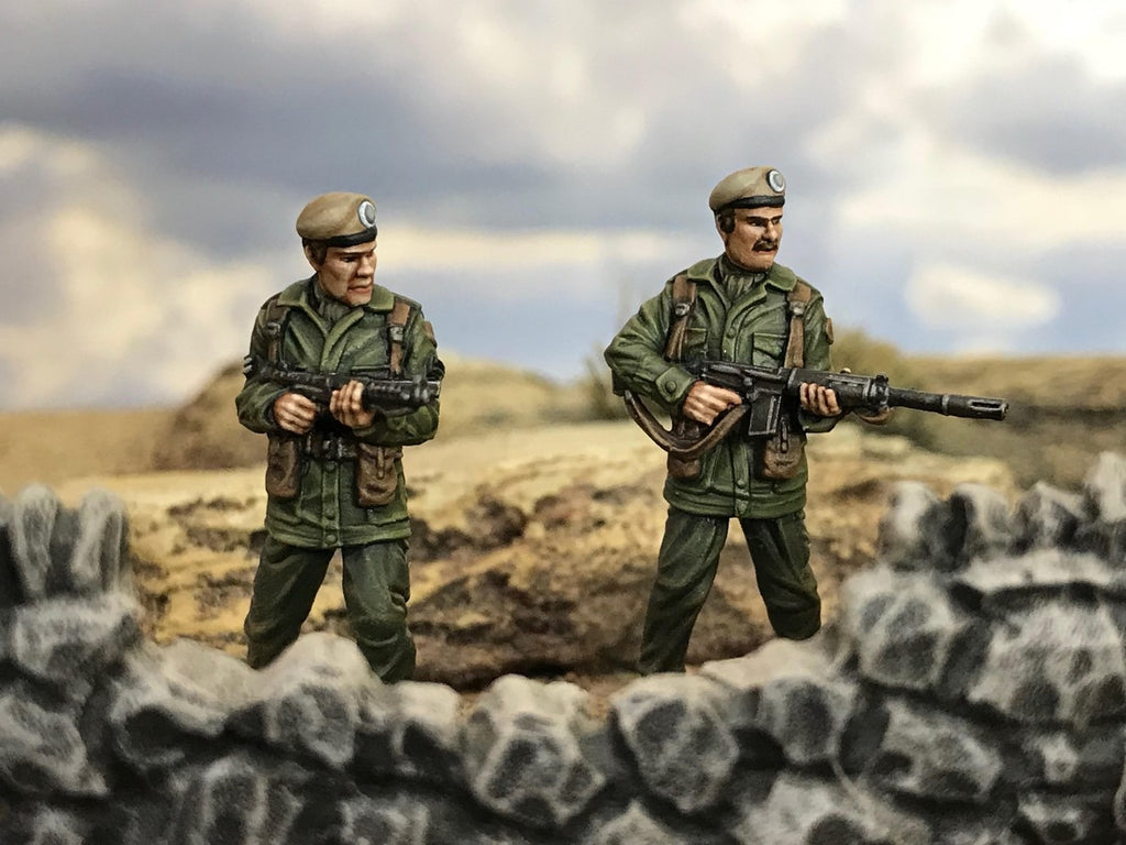 UNIT Troopers ready for action