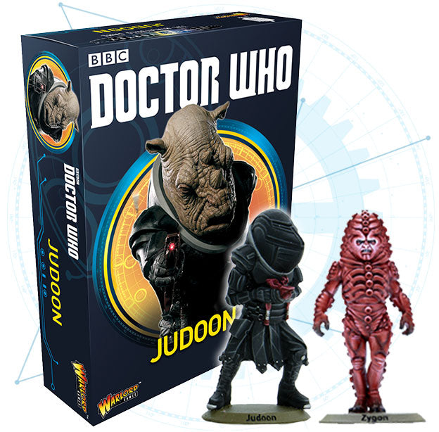 Judoon and Zygon