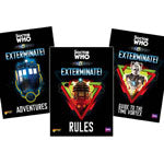 Doctor Who Exterminate game