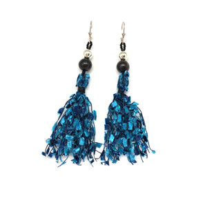 Renee Earrings - Topaz Custom Jewelry