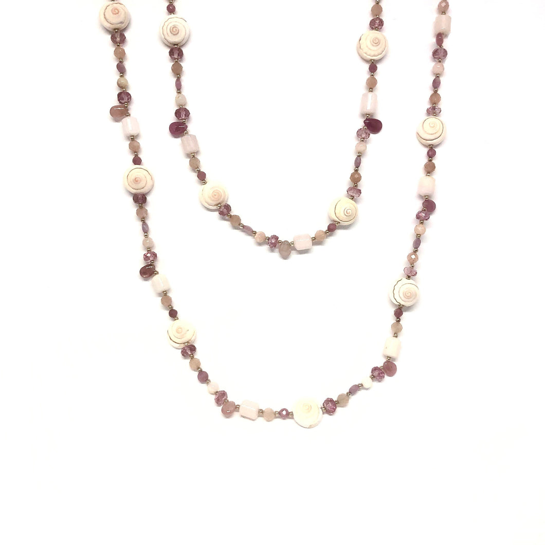 Candy Land Necklace - Topaz Custom Jewelry