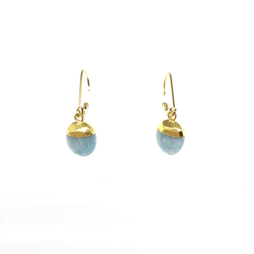 Rita Earrings - Topaz Custom Jewelry