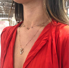 Load image into Gallery viewer, Ali Necklace - Topaz Custom Jewelry