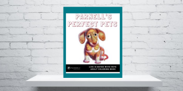 Perfect Pets Coloring Book for Adults