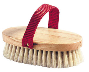 "4.5 "" Natural Boar Bristle Brush Wilbur"