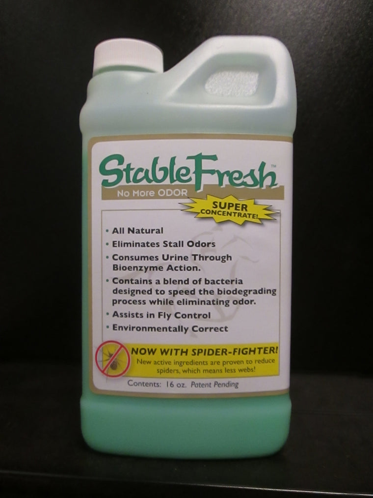Stable Fresh 16 oz. Concentrate- Case
