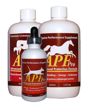 APF Pro Equine Performance Supplement
