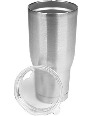 Stainless Thermal Mug with Equestrian Engraved Art