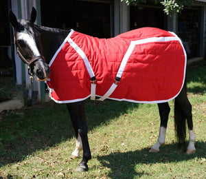 Quilted Stable Blanket