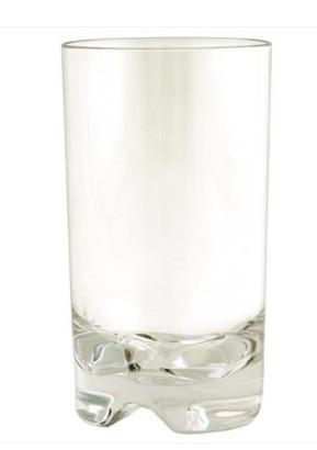 Strahl Engraved Acrylic Rocks Glass (Highball)