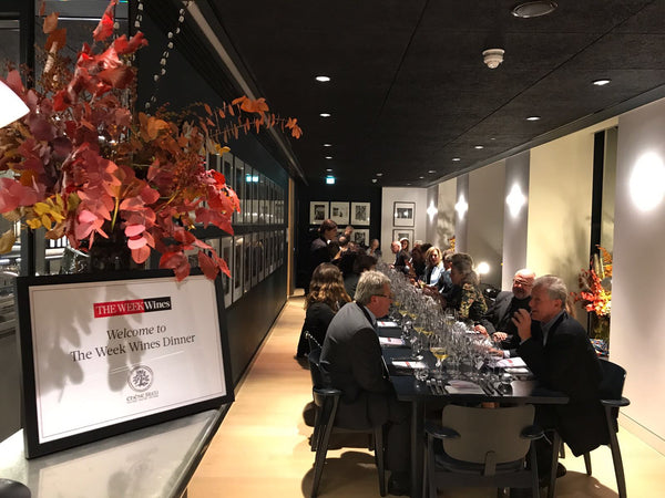 Dinner at the Design Museum
