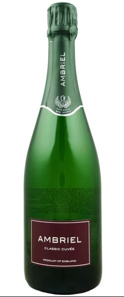 Ambriel Classic Cuvee Brut Traditional Method NV, West Sussex, England