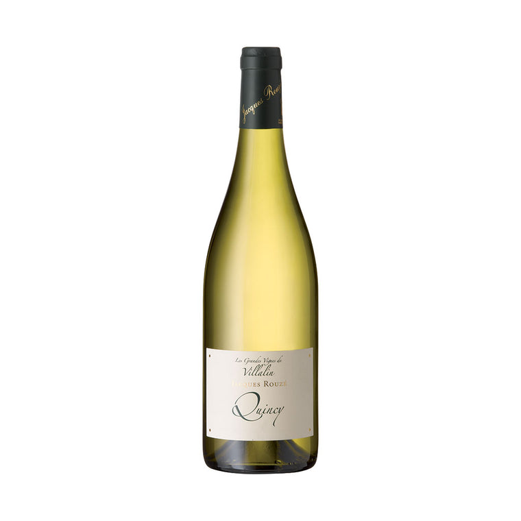 Quincy Villalin, Domaine Jacques Rouzé 2019