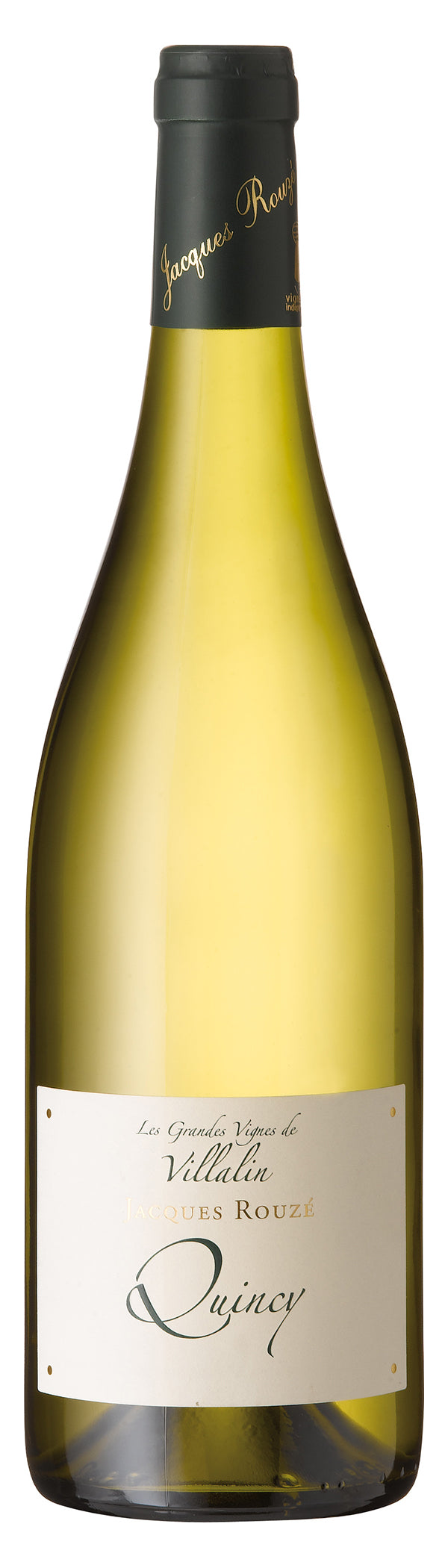 Quincy Villalin, Domaine Jacques Rouzé 2018, 13%
