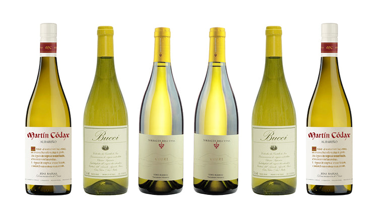 Liberty Wines Mixed White Case - 12 bottles