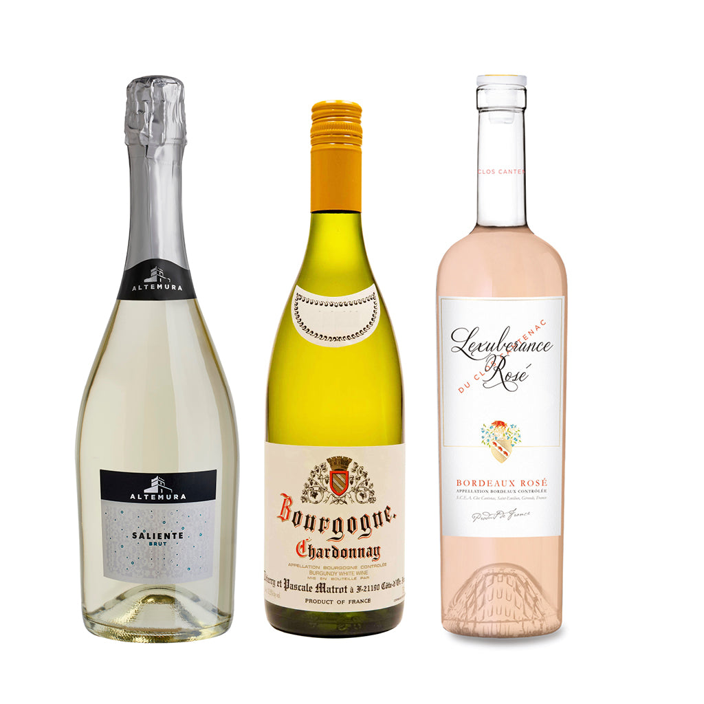 Private Cellar Mixed White, Rosé & Sparkling Case - 12 bottles