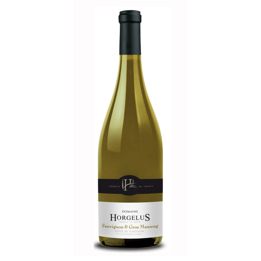 Domaine Horgelus Gros Manseng and Sauvignon Blanc 2018 – Gascony, France – 12%