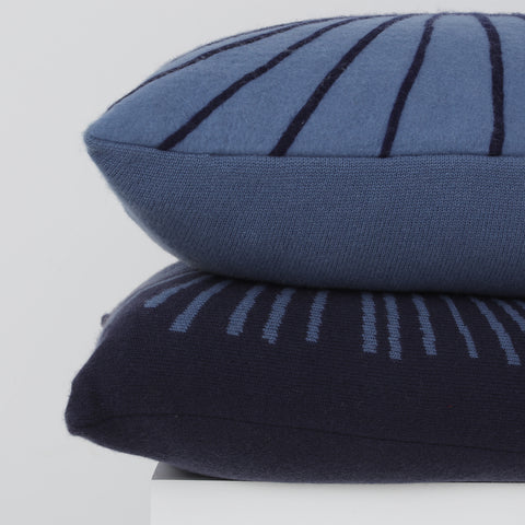 SKY DOME cashmere felt cushion