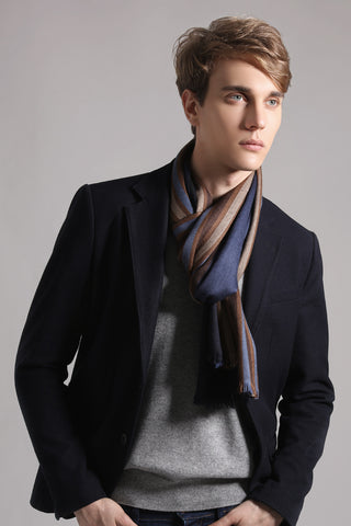 Men's Fashion Cashmere Scarf