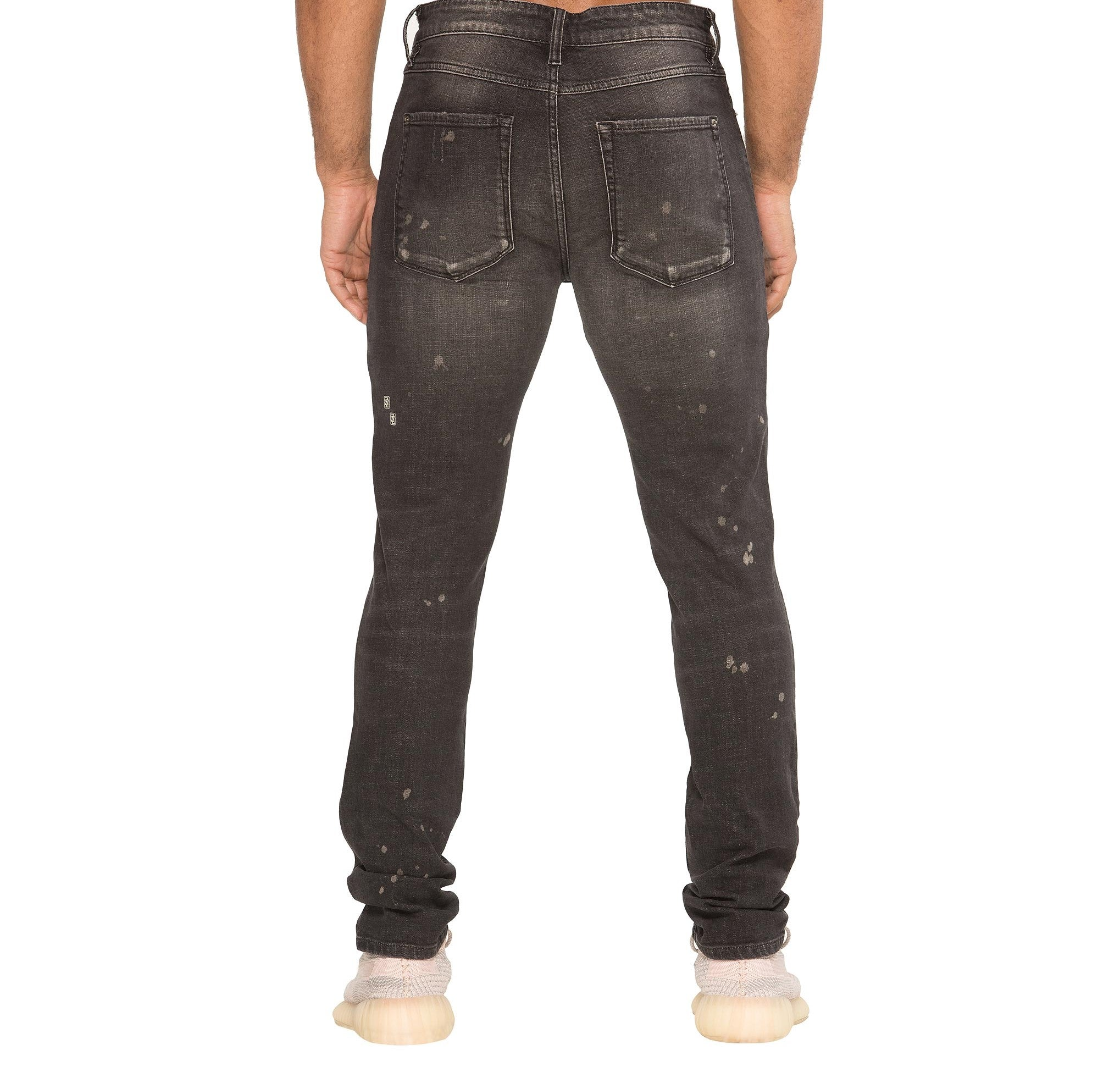 MONTE CARLO JEAN - BLACK WASH