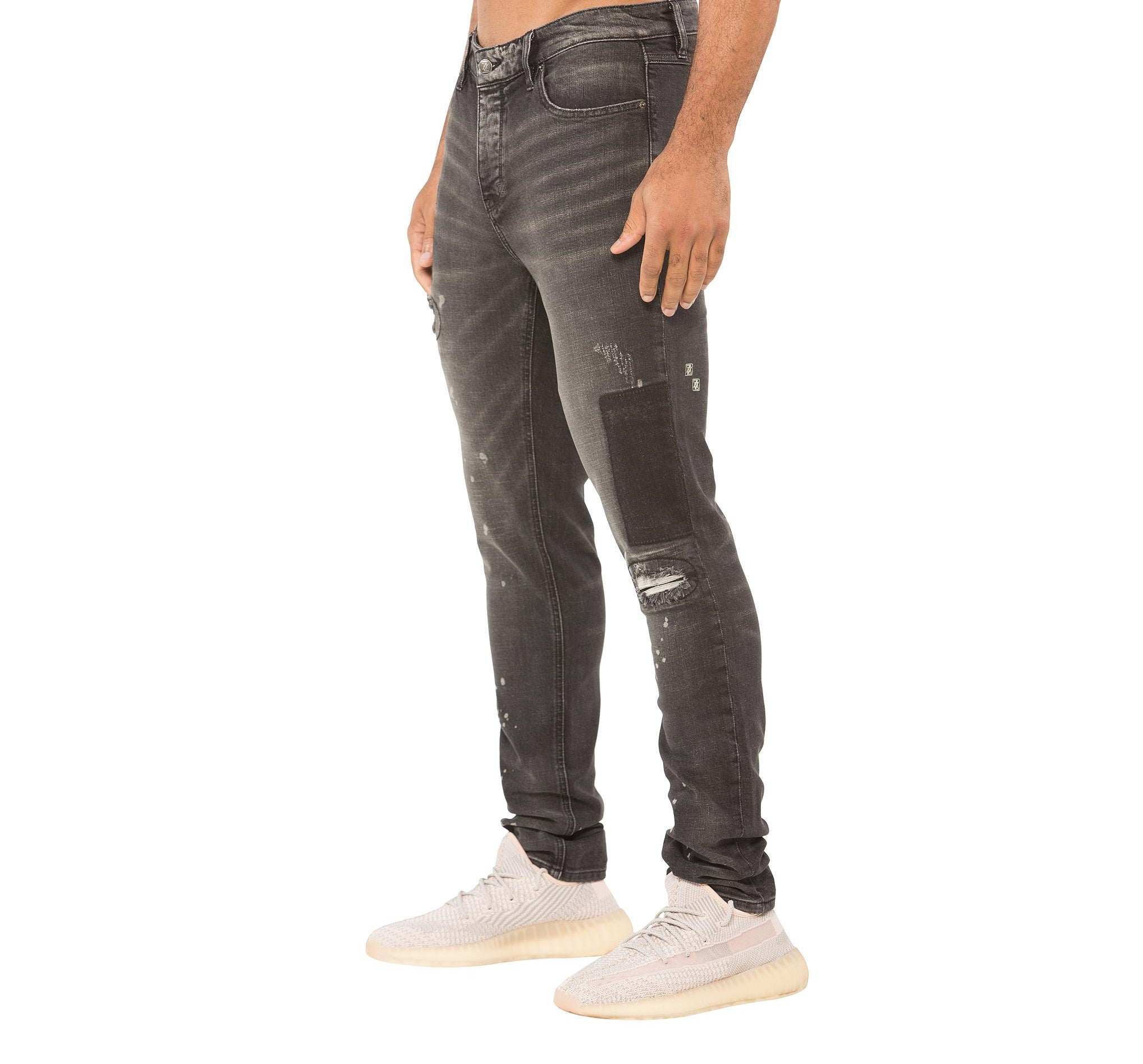 BARCELONA JEAN - BLACK WASH