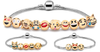 Emoticon Bracelet II - 99 SANTA