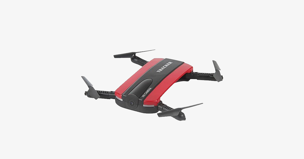 Mini EagleTracker Selfie Drone - 99 SANTA