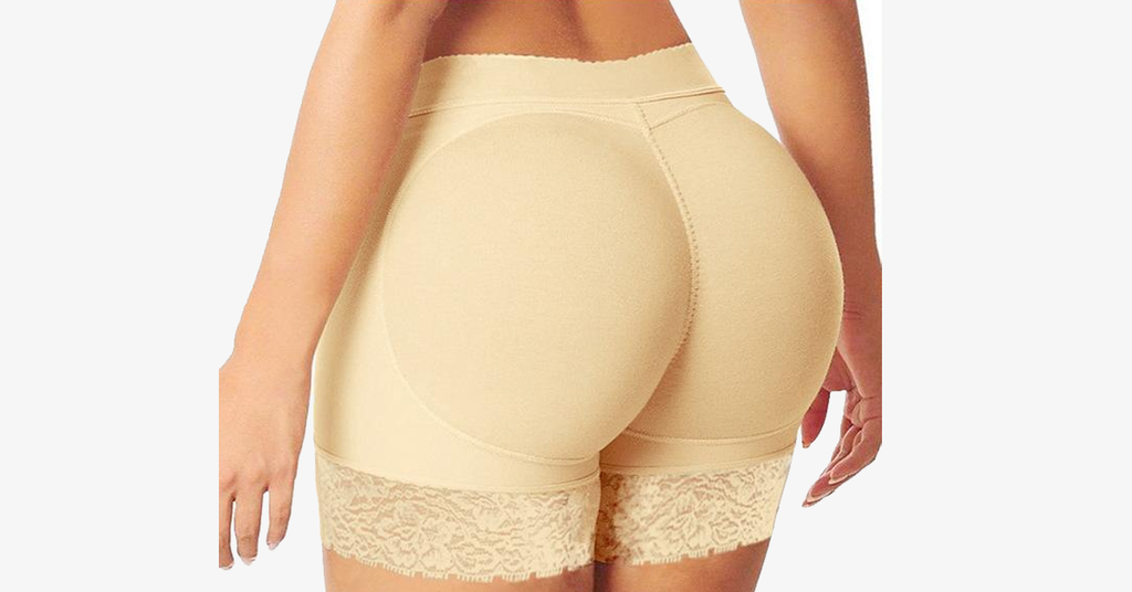 Sculpt Butt Lift Padded Panty - 99 SANTA