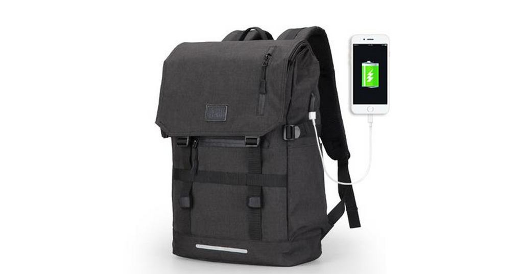 "15.6"" Waterproof Laptop Backpack"