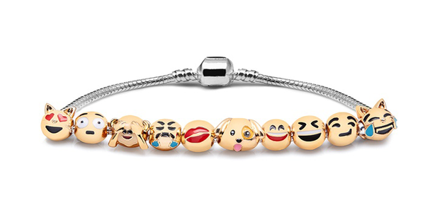 Emoticon Bracelet II