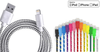 10 Feet Extra Long iPhone Fiber Charge and Sync Cable - 99 SANTA