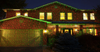 Light Burst Holiday Projector Light - 99 SANTA