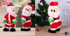 Electric Twerking Santa Claus Toy - 99 SANTA