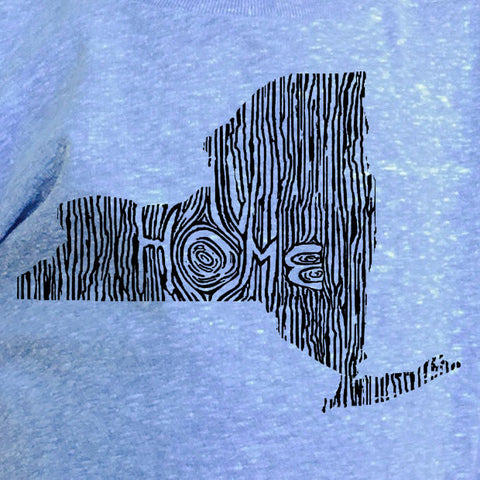 Kids New York Ingrained State T shirt