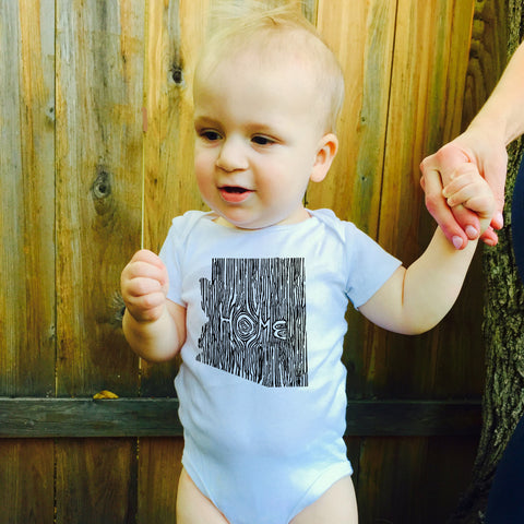 Ingrained Arizona Baby bodysuit