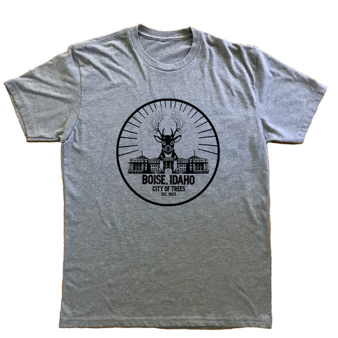 Boise One Buck Unisex Shirt