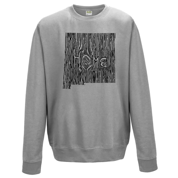New Mexico Ingrained State Crewneck Sweatshirt