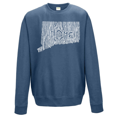 Connecticut Ingrained State Crewneck Sweatshirt