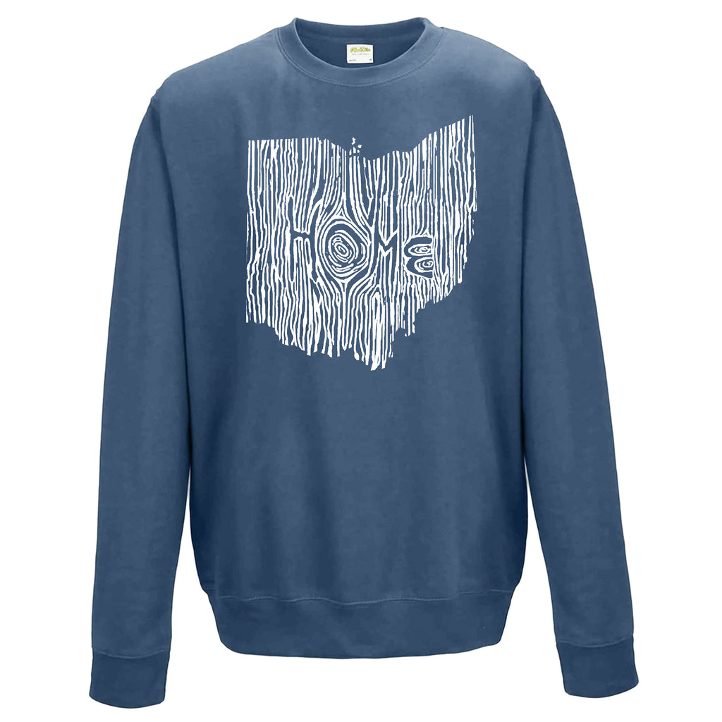 Ohio Ingrained State Crewneck Sweatshirt