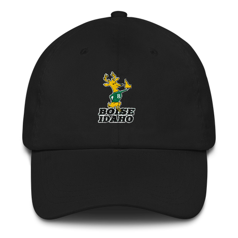 Boise Idaho Buck Retro Dad hat