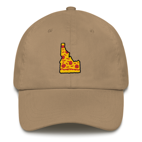 Idaho Pizza Dad Hat