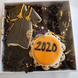 Graduation Cookie Set 3 Boxes/order