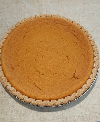 Gran Nan's Sweet Potato Pie