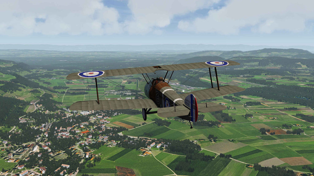 The Ultimate Gift this Fathers Day? A Flight in a Bi-Plane
