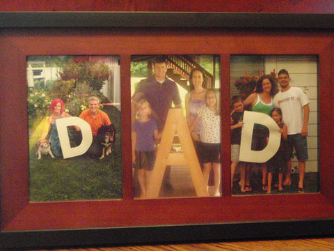 Photo Frame to Celebrate Dad on Father's Day