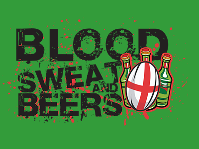 Blood Sweat Beers Rugby Six Nations