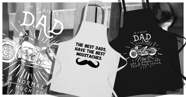 Funny Aprons for Dads