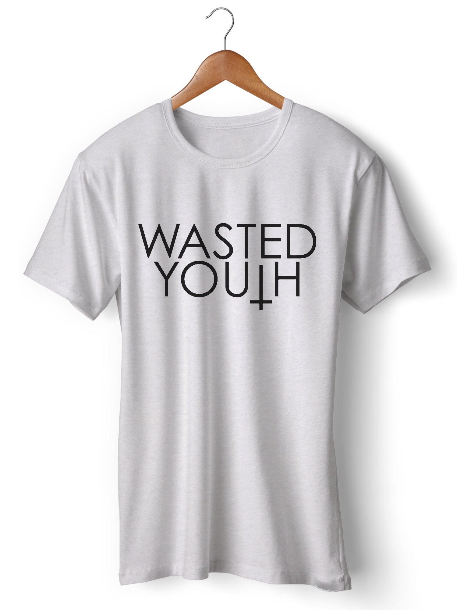 Wasted Youth Premium Mens T-Shirt