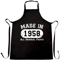 Made in 1958 All Original Parts Apron [Distressed]