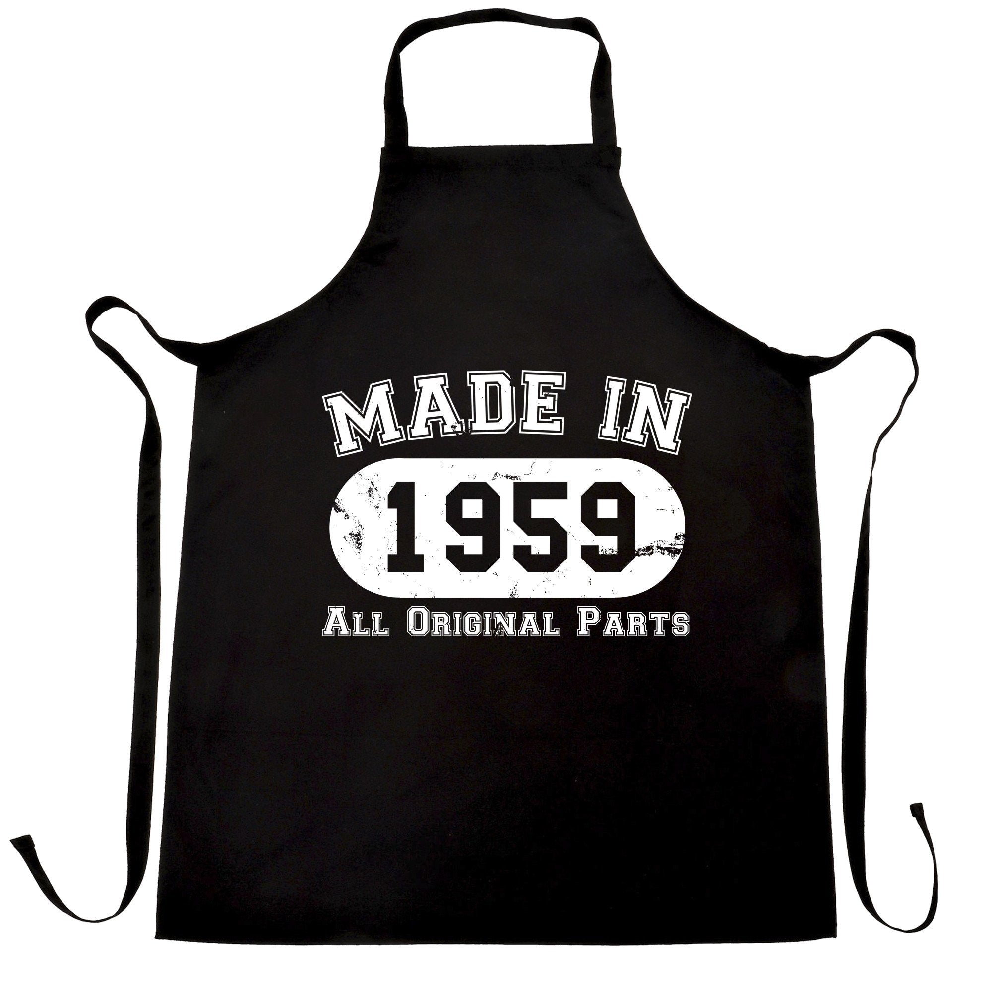 Made in 1959 All Original Parts Apron [Distressed]